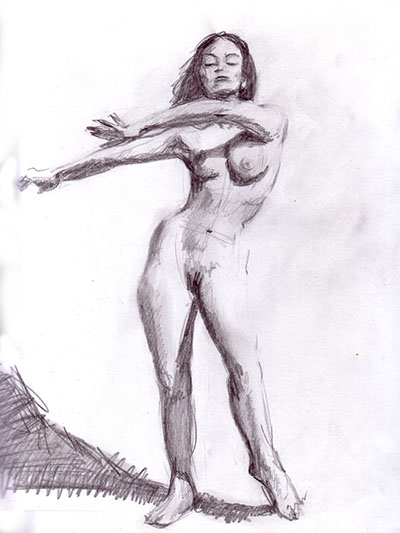 MoonDance Sketch
