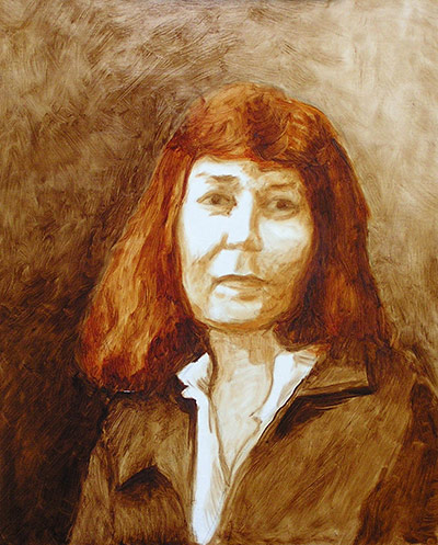 Faina Portrait Painting
